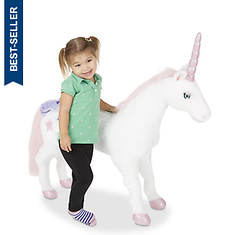Melissa & Doug Unicorn - Plush