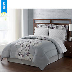 Refresh 8-Piece Turnstyle Bed-In-A-Bag Set