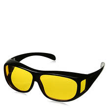 HD Night Vision Wrap Arounds Sunglasses