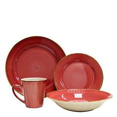 Thomson Pottery Sedona 16-Piece Dinnerware Set
