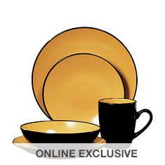 Thomson Pottery Kata 16-Piece Dinnerware Set