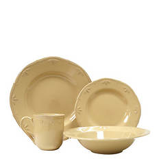 Thomson Pottery Sicily 16-Piece Dinner Set