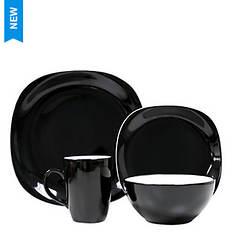 Thomson Pottery Duo Quadro 16-Piece Dinnerware Set