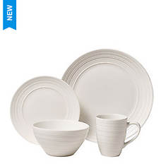Thomson Pottery Ripple 16-Piece Dinnerware Set