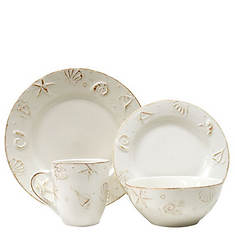 Thomson Pottery Hampton 16-Piece Dinnerware Set