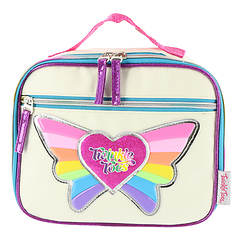Skechers Twinkle Toes Girls' Rainbow Flyer Lunch Case