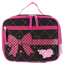 Skechers Twinkle Toes Girls' Diamond Quilt Lunch Case