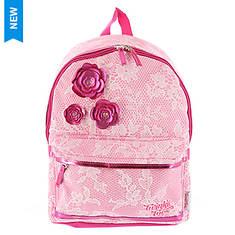Skechers Twinkle Toes Girls' Chantily Rose Backpack