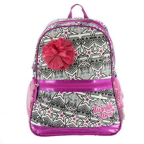 Skechers Twinkle Toes Girls' All Star Backpack