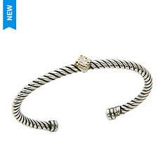 Jilco Diamond Cuff Bracelet