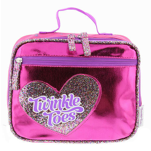 Skechers Twinkle Toes Girls' All My Heart Lunch Case