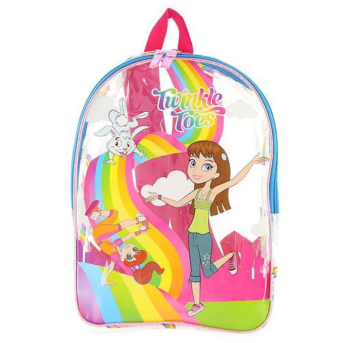 Skechers Twinkle Toes Girls' Friends Forever Backpack