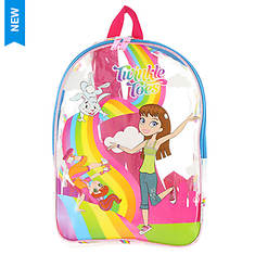 Skechers Twinkle Toes Girls' Friends Forever Backpack