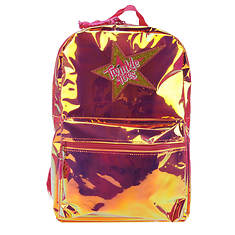 Skechers Twinkle Toes Girls' Glo Holographic Backpack