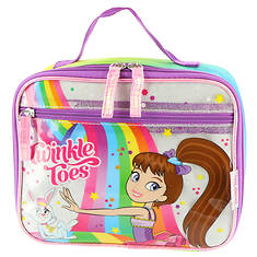 Skechers Twinkle Toes Girls' Dynamic Duo Lunch Case
