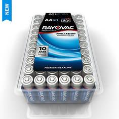 Rayovac AA Batteries 60-Pack