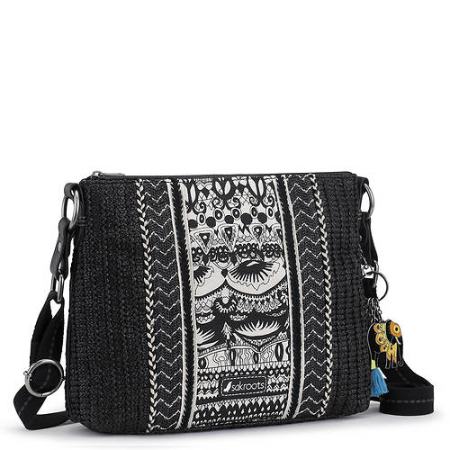 Sakroots Pacific Basic Crossbody Bag