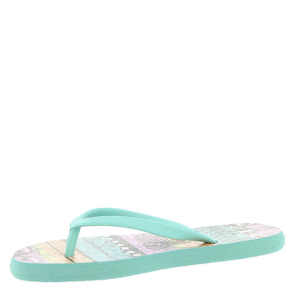Sakroots Encore Flip Flop Sandal Women's Sandal 7 B(M) US Aqua k8m0jBHT
