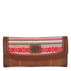 The Sak Iris Flap Wallet