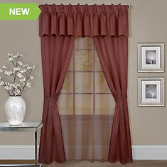 Claire 6-Piece Window Set