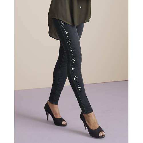 Side Stone Jeans