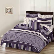 Lisbon 8-Piece Bed-In-A-Bag Set