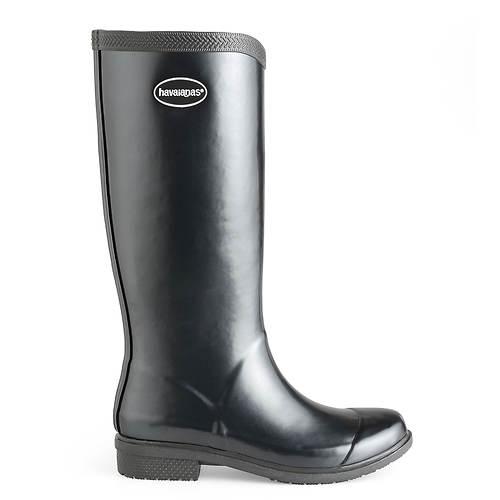 Havaianas Galochas Hi Metallic Rain Boot (Women's)
