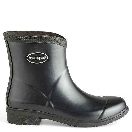 Havaianas Galochas Low Metallic Boot (Women's)