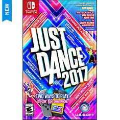 UBI SWITCH Just Dance 2017
