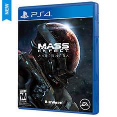 PS4 Mass Effect: Andromeda