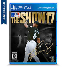 PS4 MLB 17 The Show