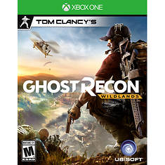Xbox One Ghost Recon: Wildlands