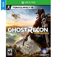 Xbox One Ghost Recon: Wildlands