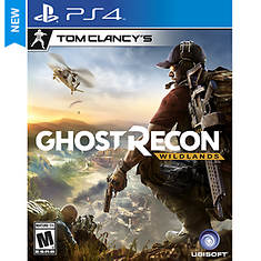 PS4 Ghost Recon: Wildlands