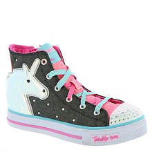 Skechers Twinkle Toes Shuffles-Prancing Pretty (Girls' Toddler-Youth)