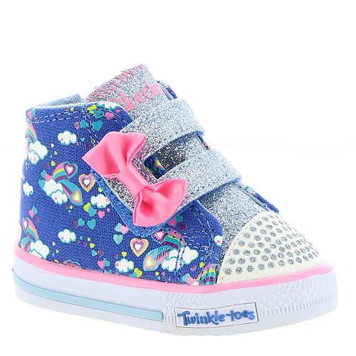 Skechers Twinkle Toes Shuffles-Lil Wanderer (Girls' Infant)