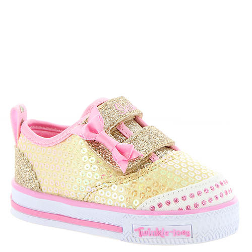 Skechers Twinkle Toes Shuffles 89299N (Girls' Infant)