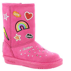 Skechers Twinkle Toes Glamslam 10817N (Girls' Infant-Toddler)