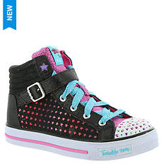 Skechers Twinkle Toes Shuffles-Star Steps (Girls' Toddler-Youth)