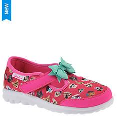 Skechers Go Walk-Bow Wow (Girls' Infant-Toddler)