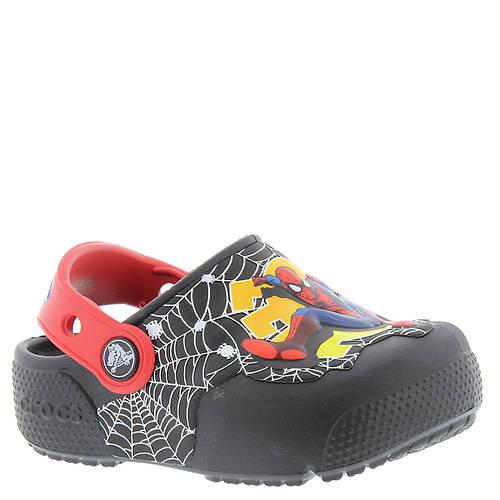 Crocs™ CrocsFunLab Lights Spiderman (Boys' Infant-Toddler-Youth)