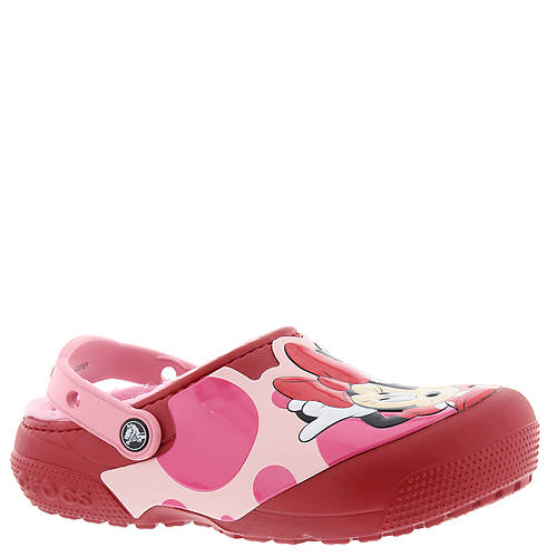 Crocs™ CrocsFunLab Lined Minnie Clog (Girls' Toddler-Youth)