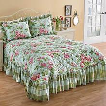 Alina Ruffled Bedspread