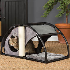 Cat Activity Center-Grey