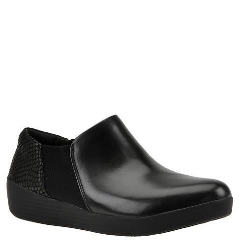 FitFlop Elastic Panel Shoe Bootie (Women's)