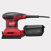 Milwaukee 1/4 Sheet Palm Sander