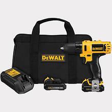 DeWalt 12V Cordless Max Drill Driver Kit