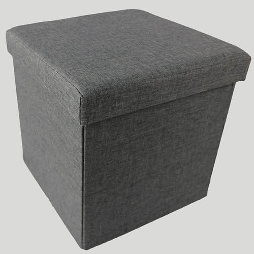 Collapsible Storage Ottoman 15