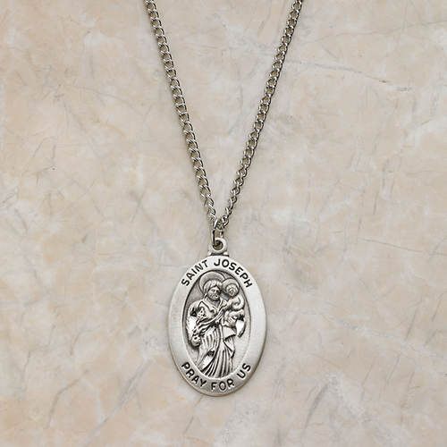 Saint's Medal- St. Joseph