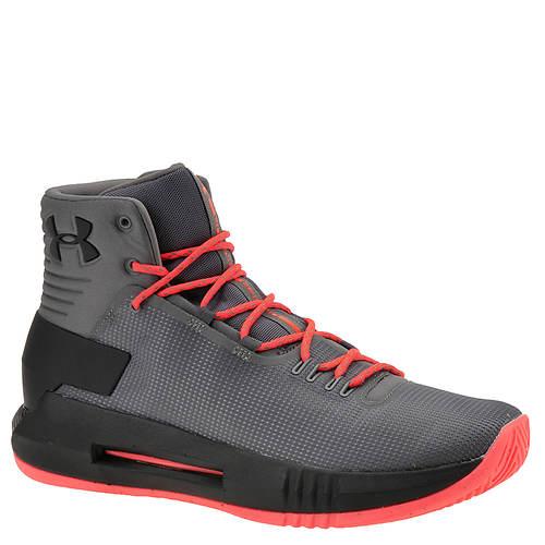 Under Armour Mens Drive 4 Basketball Shoe  Graphite  13 C US  URXDKP6NC